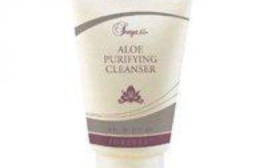 סוניה – קרם ניקוי עדין (277) Sonya Aloe Purifying Cleanser