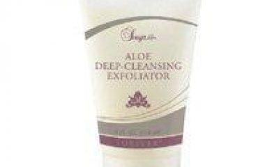 סוניה – תחליב לניקוי עמוק (278) Sonya Aloe Deep-Cleansing Exfoliator