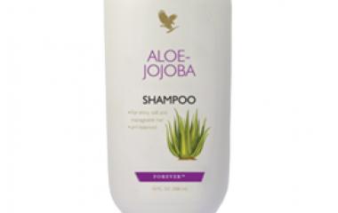 שמפו אלוורה וחוחובה (260) Aloe Jojoba Shampoo