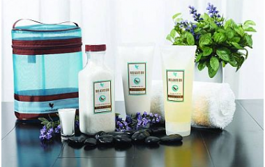 ערכת ארומה ספא (285) Aroma Spa Collection