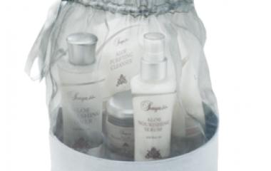 """""""סוניה""""-ערכת טיפוח מיוחדת לעור (282)  Sonya Skin Care Kit"""